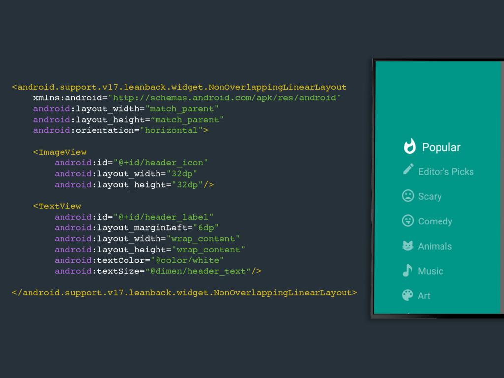 <android.support.v17.leanback.widget.NonOverlap...