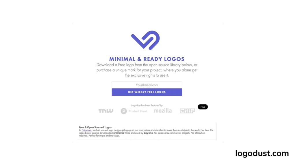 logodust.com