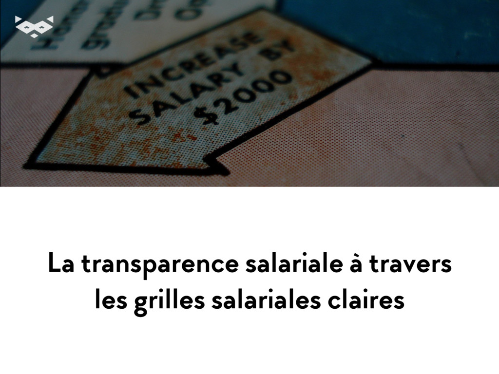 La transparence salariale à travers les grille...