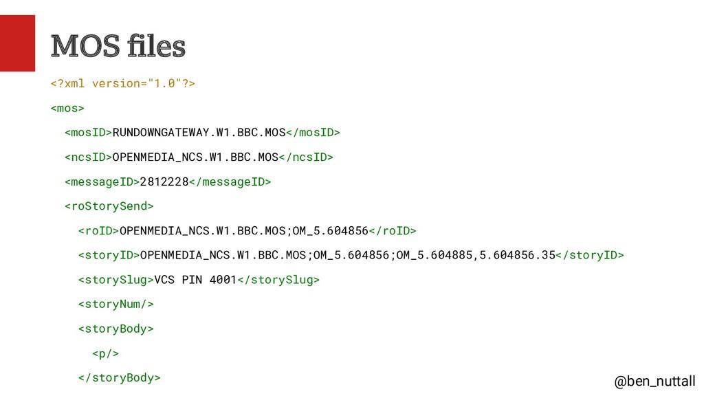 """@ben_nuttall MOS files <?xml version=""""1.0""""?> <m..."""