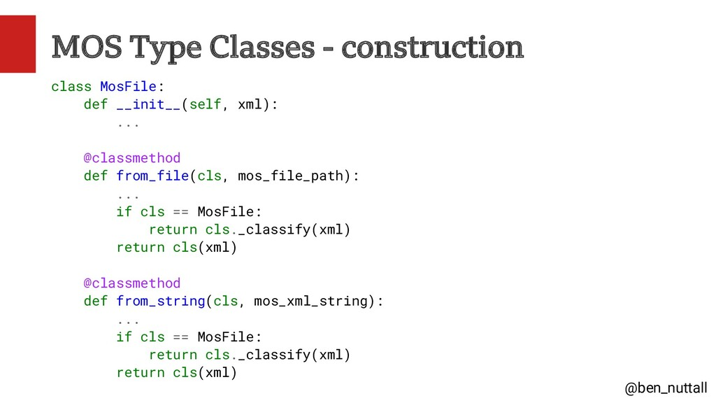 @ben_nuttall MOS Type Classes - construction cl...