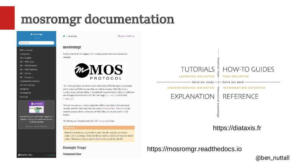 @ben_nuttall mosromgr documentation https://dia...