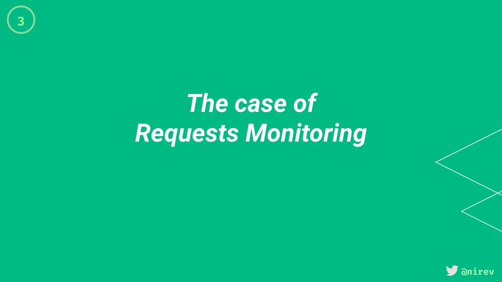 @nirev The case of Requests Monitoring 3
