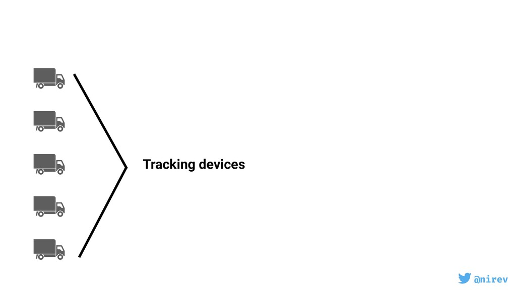 @nirev Tracking devices