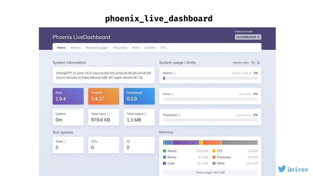 @nirev phoenix_live_dashboard