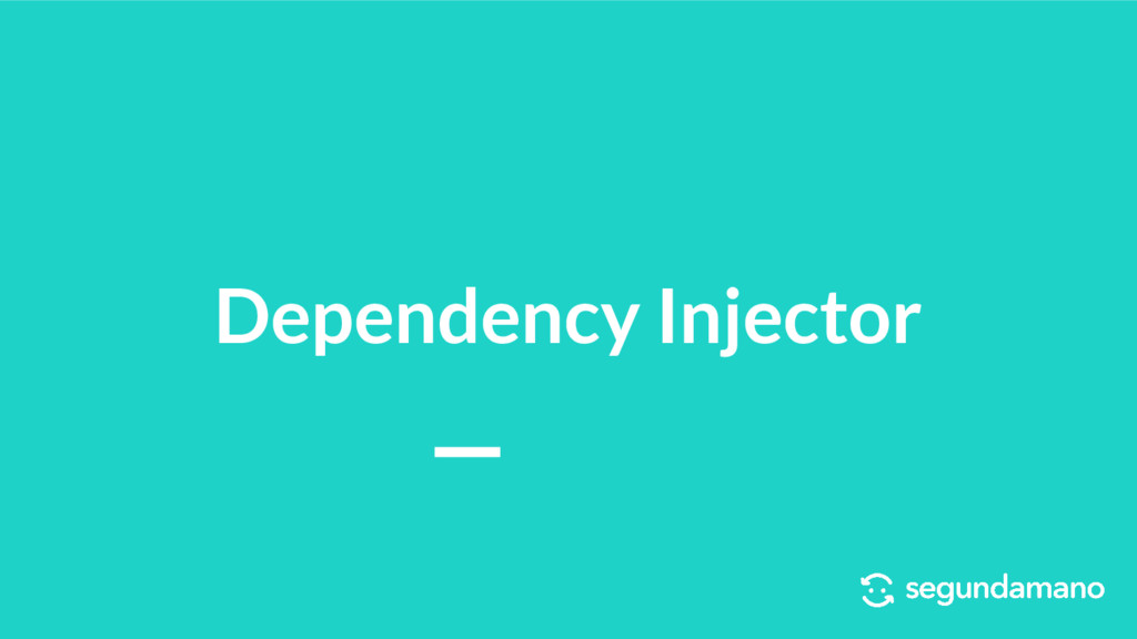 Dependency Injector
