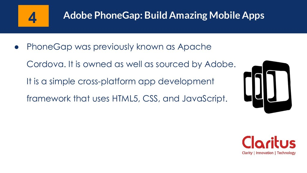 Adobe PhoneGap: Build Amazing Mobile Apps ● Pho...