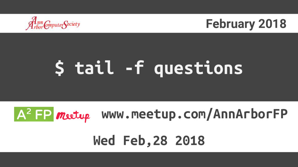 February 2018 @filippovitale www.meetup.com/Ann...