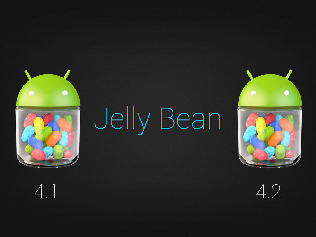 Jelly Bean 4.1 4.2