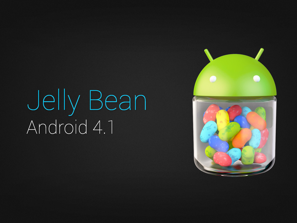 Jelly Bean Android 4.1