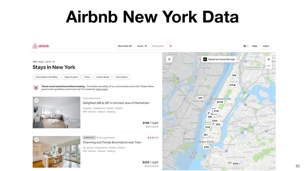 Airbnb New York Data 10