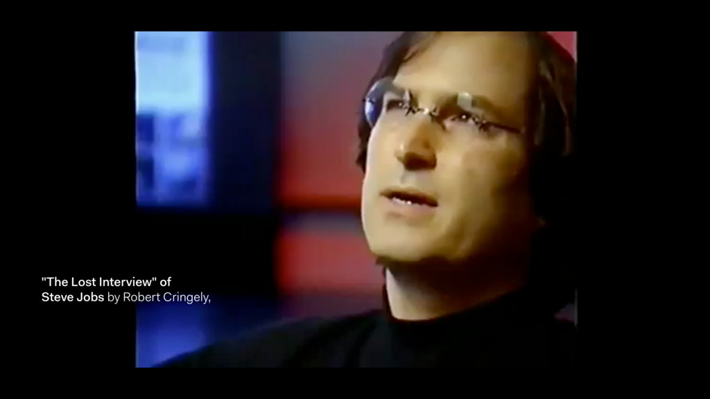 """The Lost Interview"" of 
