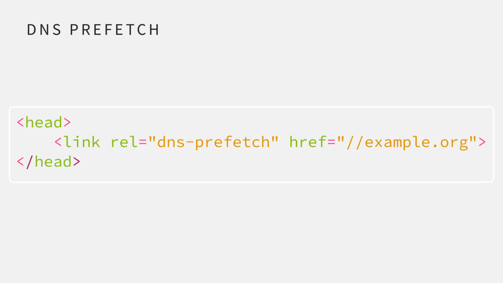 """<head> <link rel=""""dns-prefetch"""" href=""""//example..."""