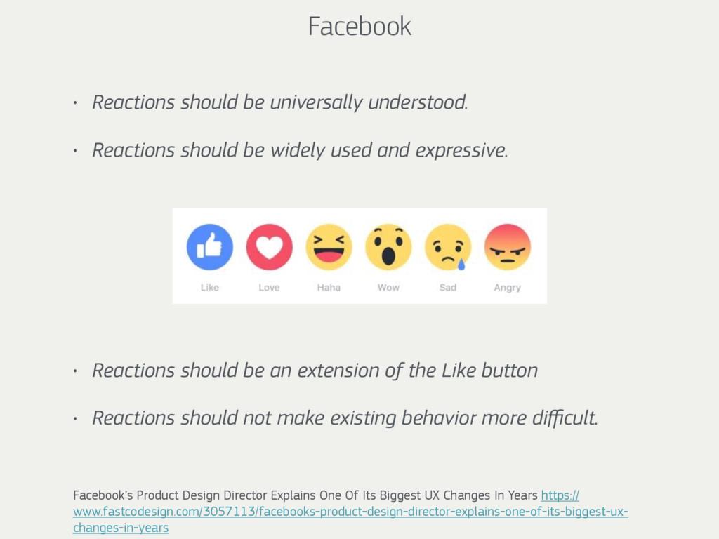 Facebook Facebook's Product Design Director Exp...