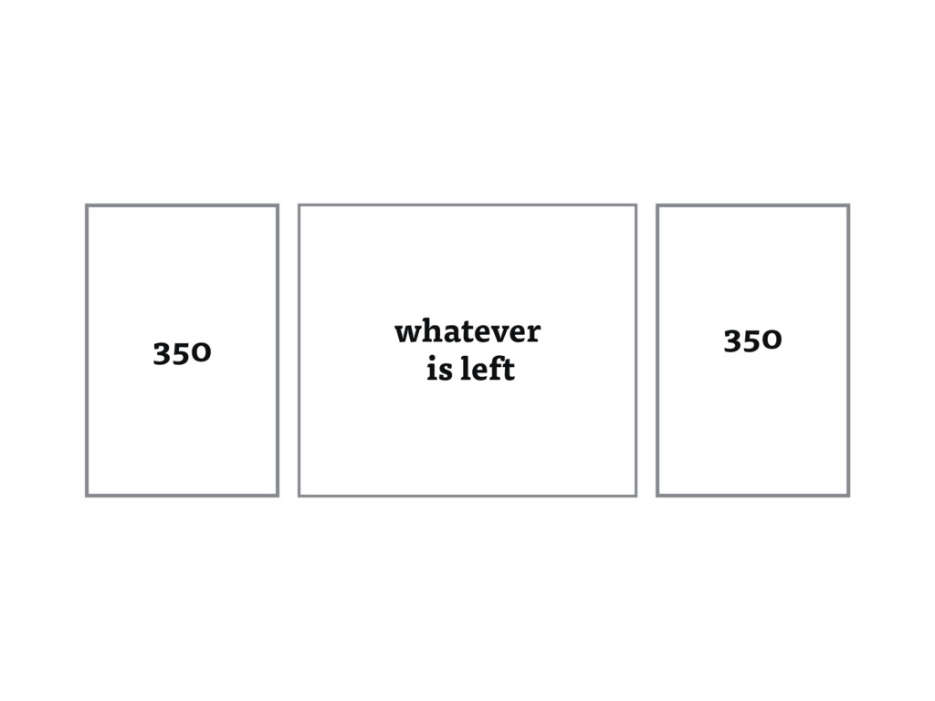 350 350 whatever is left