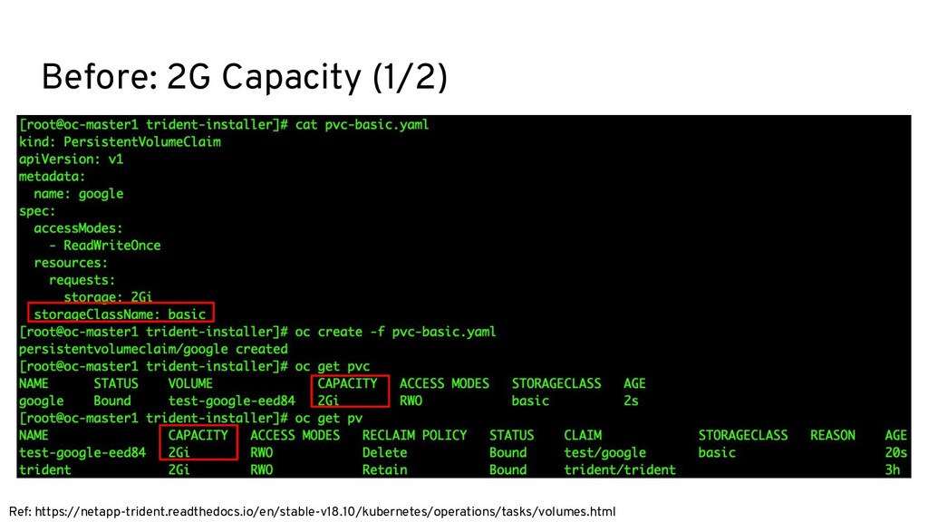 Before: 2G Capacity (1/2) Ref: https://netapp-t...