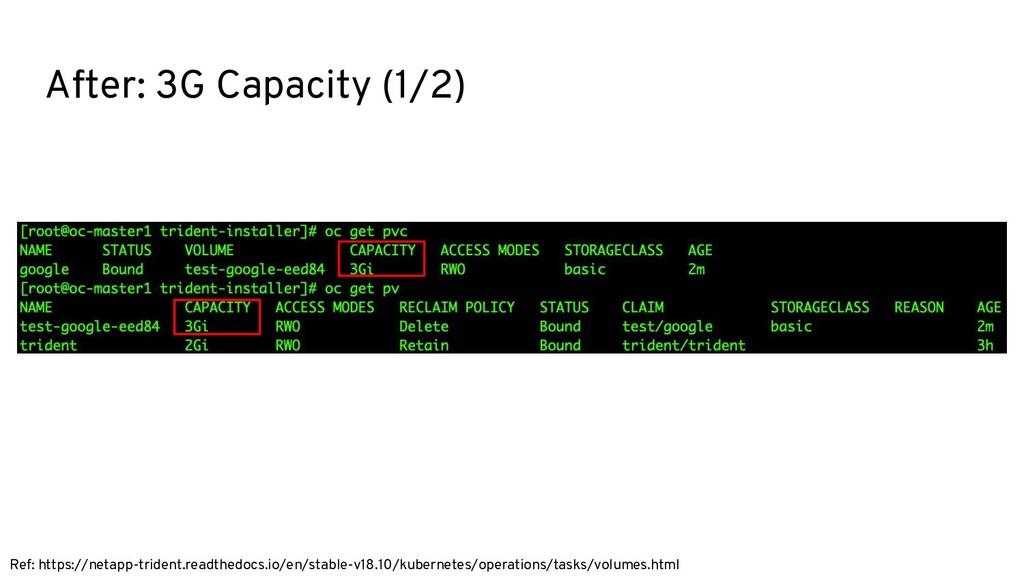 After: 3G Capacity (1/2) Ref: https://netapp-tr...