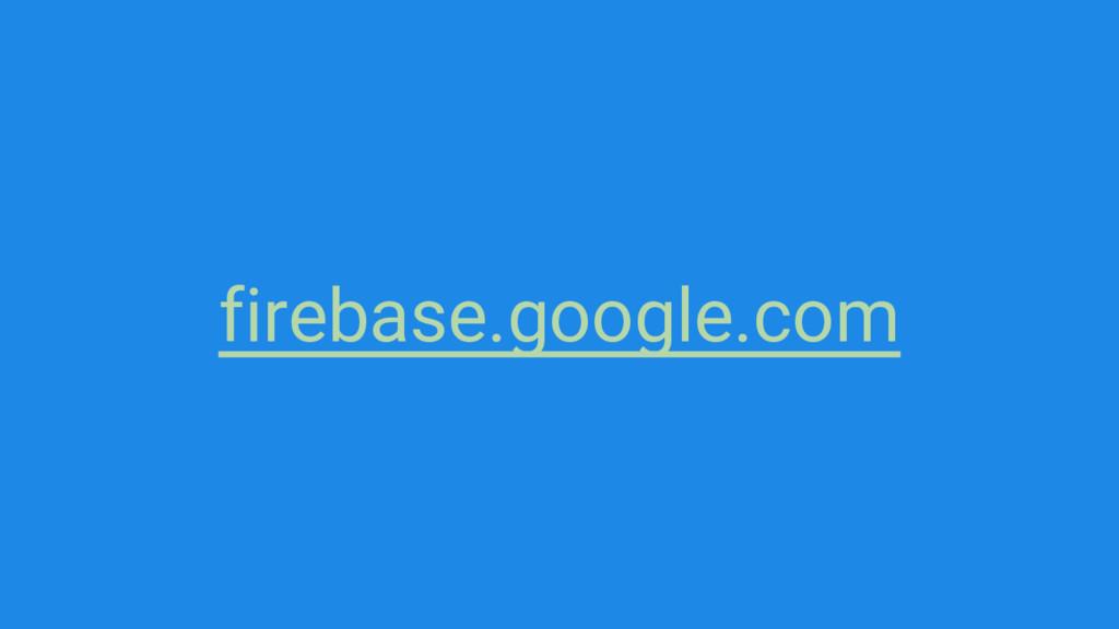 firebase.google.com
