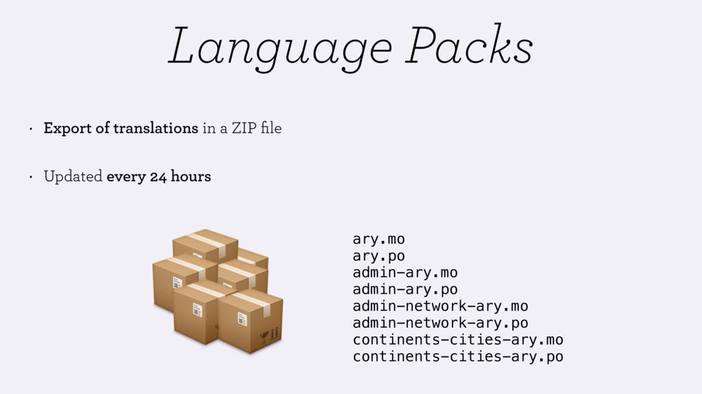 Language Packs  ary.mo ary.po admin-ary.mo admi...
