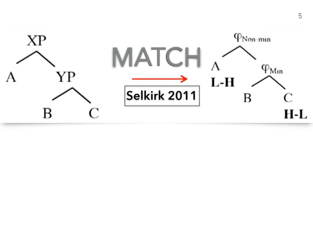 5 MATCH Selkirk 2011