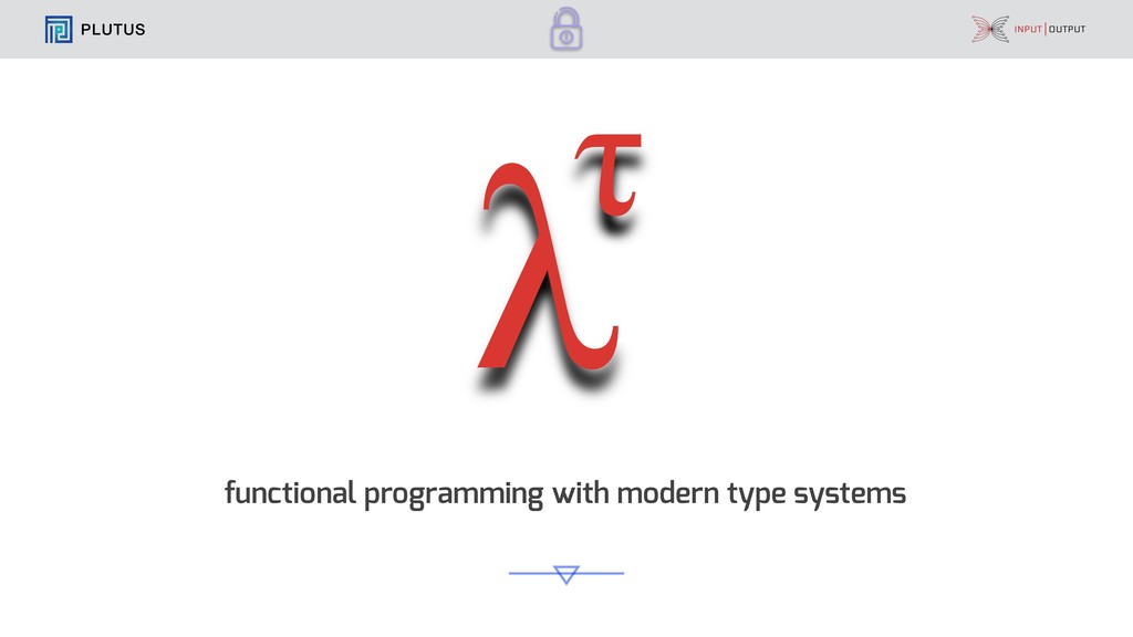 functional programming with modern type systems...