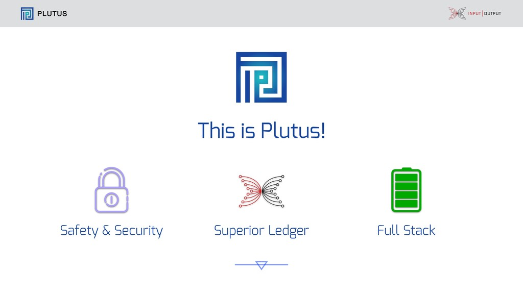 PLUTUS This is Plutus! Safety & Security Superi...
