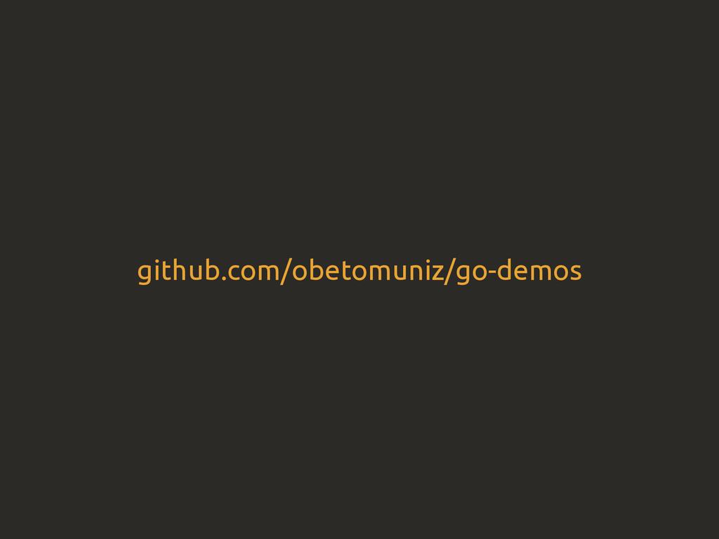 github.com/obetomuniz/go-demos