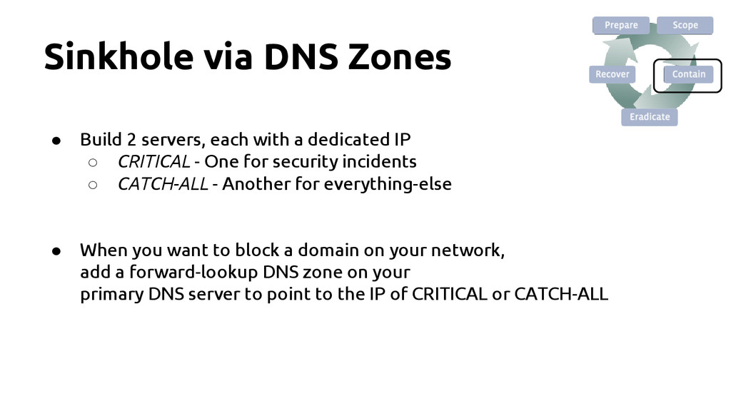 ● Build 2 servers, each with a dedicated IP ○ C...