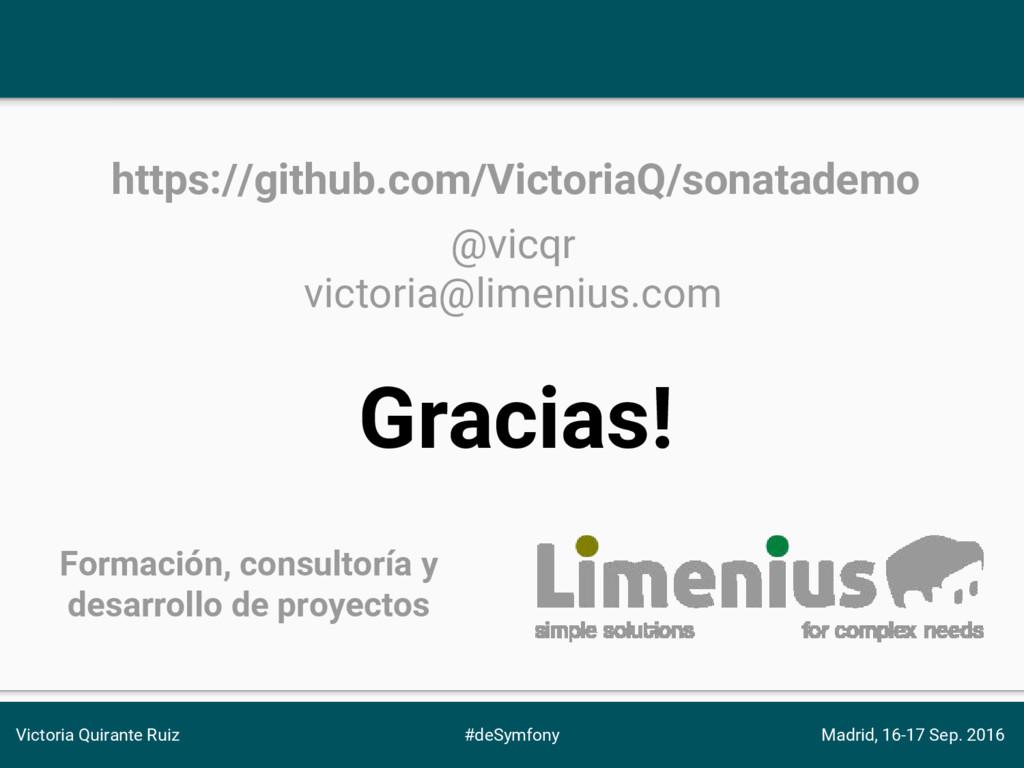 Victoria Quirante Ruiz Madrid, 16-17 Sep. 2016 ...