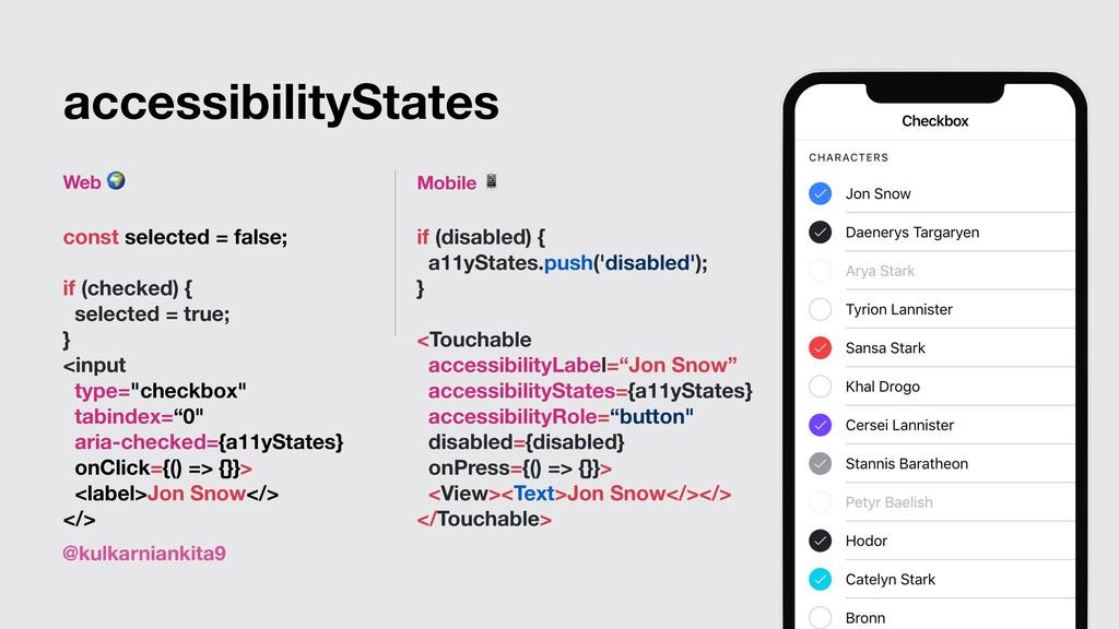@kulkarniankita9 Mobile  Web  accessibilityStat...