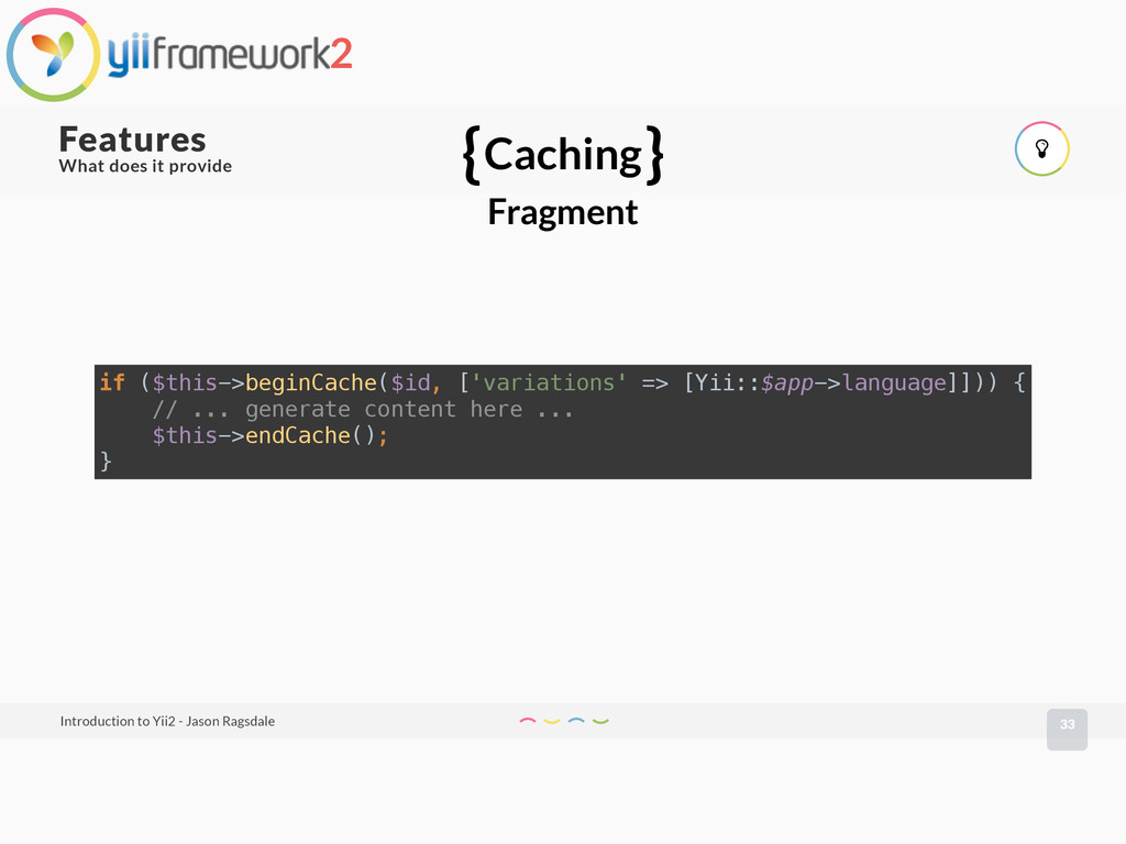What does it provide 33 Features Introduction t...