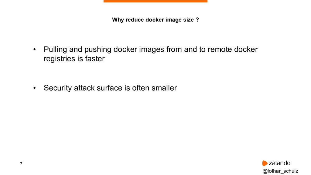 7 • Pulling and pushing docker images from and ...