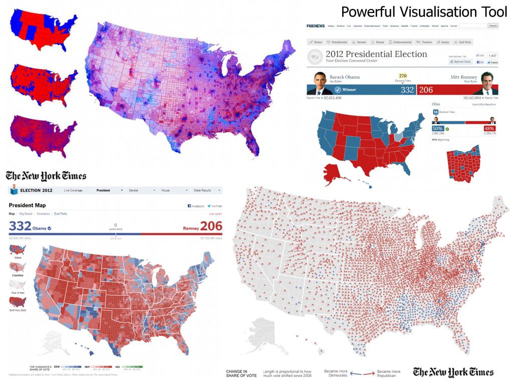 Powerful Visualisation Tool