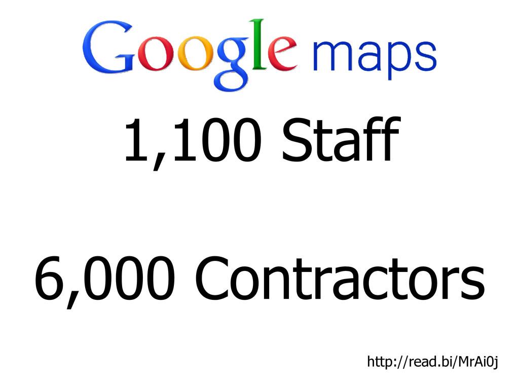 1,100 Staff 6,000 Contractors http://read.bi/Mr...