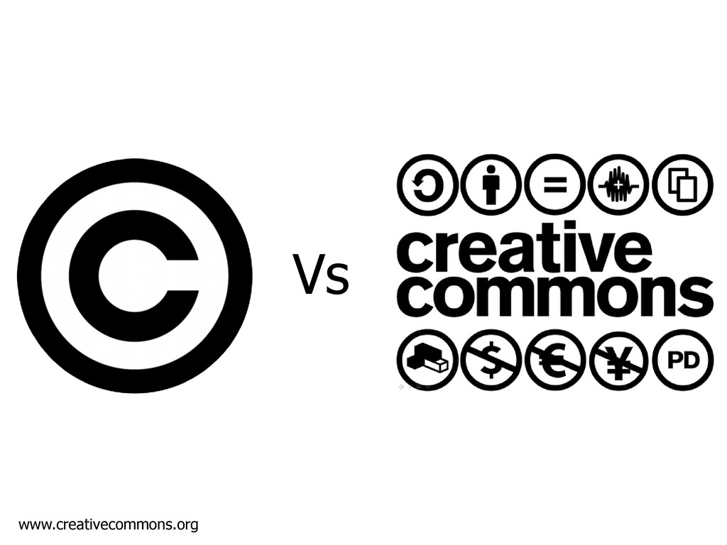 Vs www.creativecommons.org