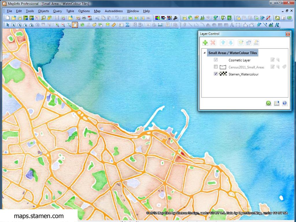Tile Data maps.stamen.com