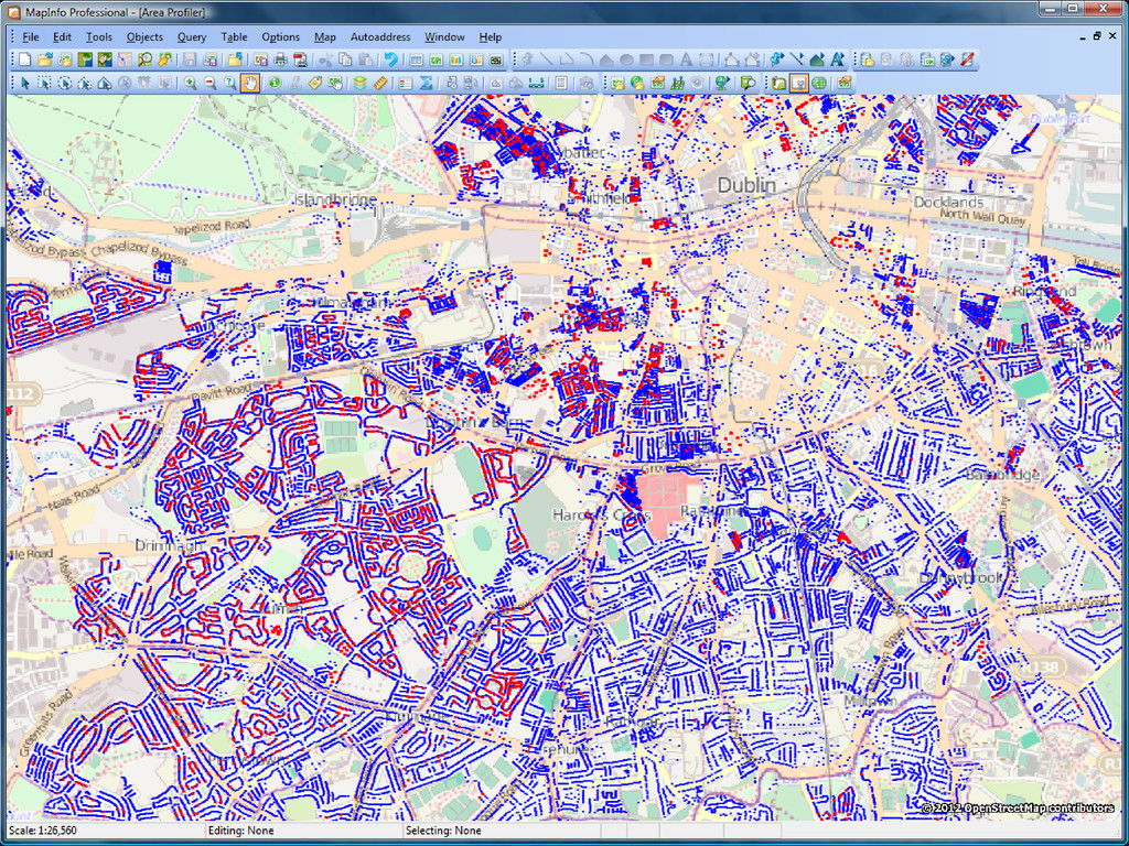 Cartography.. Spatial Data.. GIS.. all changing...