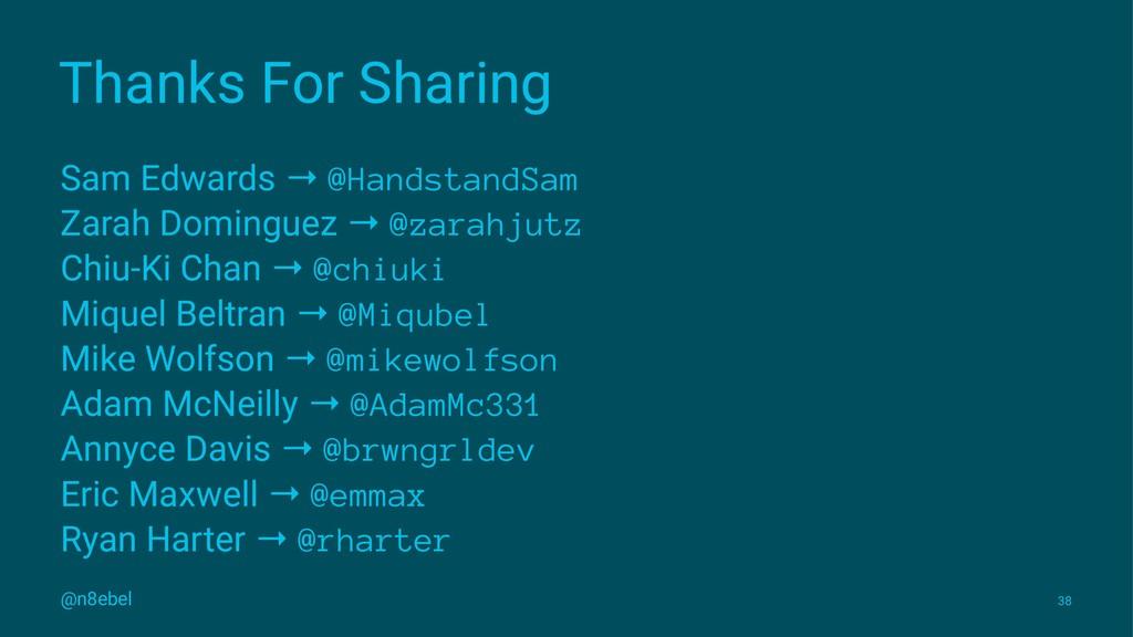 Thanks For Sharing Sam Edwards → @HandstandSam ...