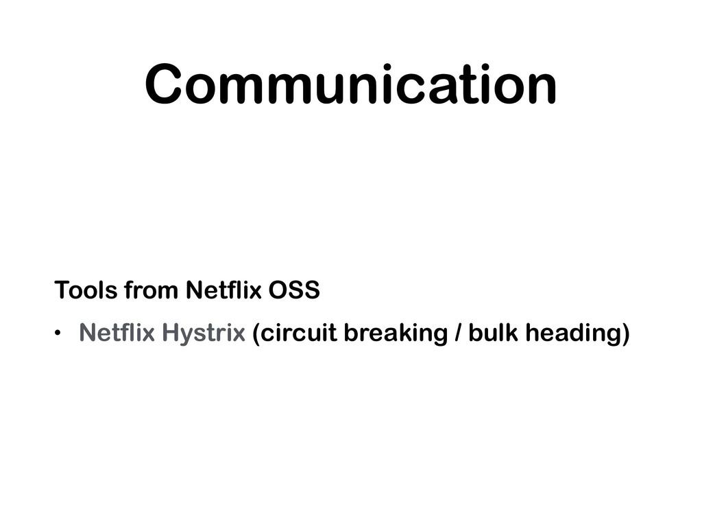 Communication Tools from Netflix OSS • Netflix ...