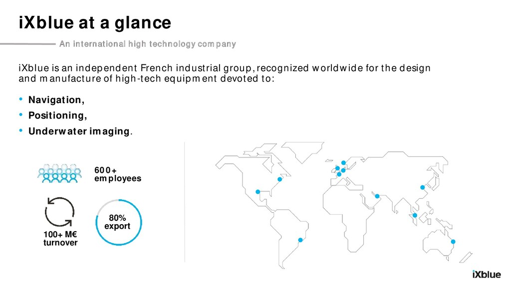 iXblue is an independent French industrial grou...