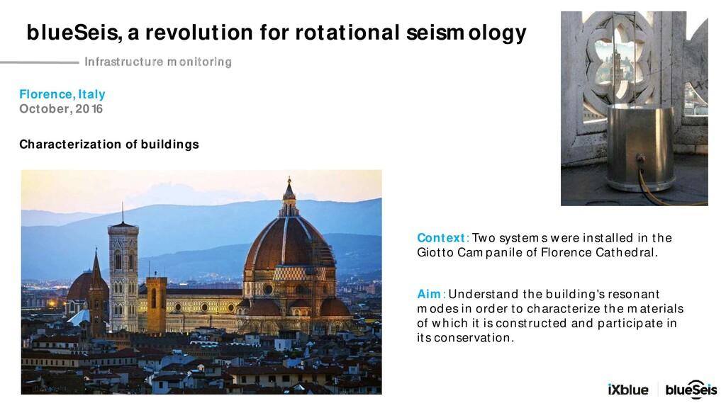 blueSeis, a revolution for rotational seismolog...