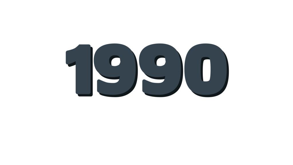 1990 1990