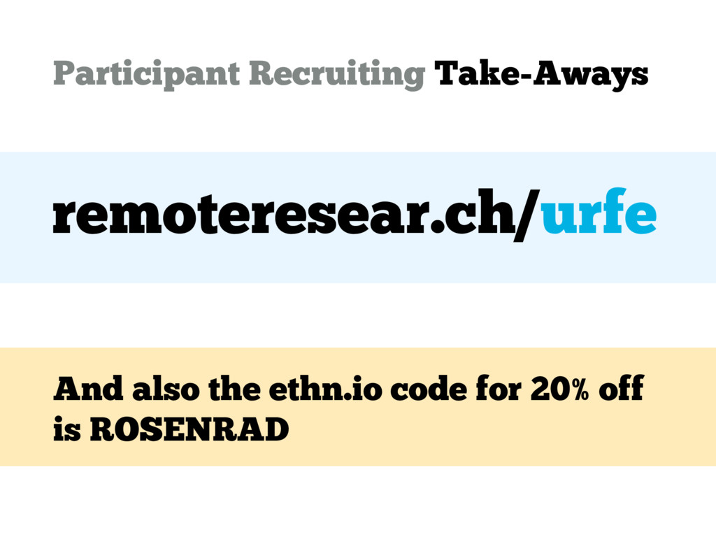 And also the ethn.io code for 20% off is ROSENR...
