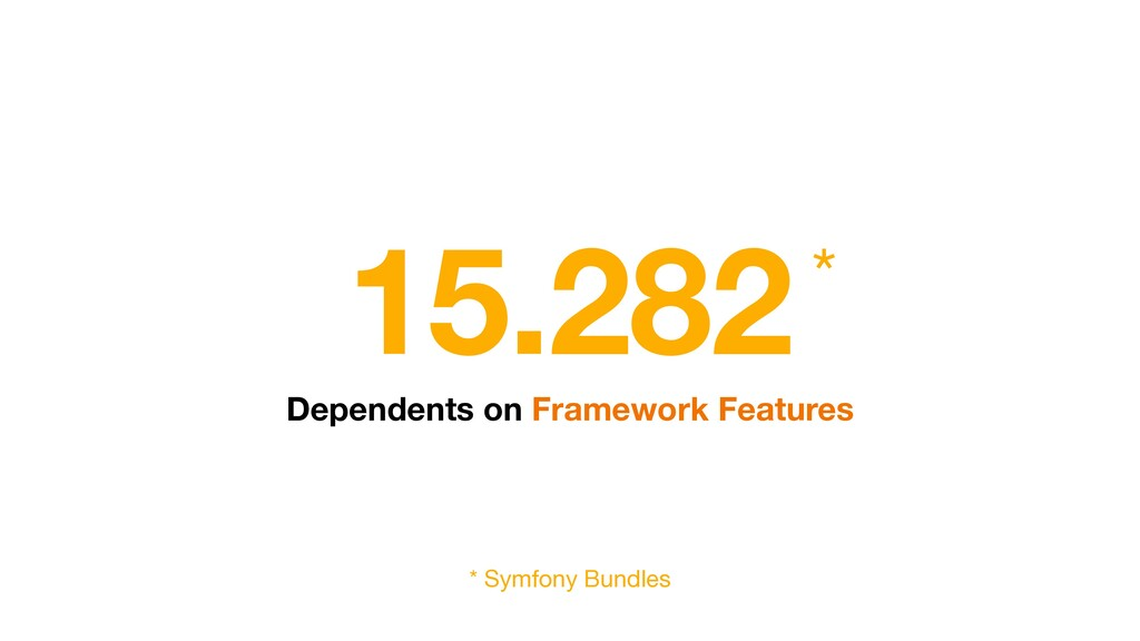 15.282 Dependents on Framework Features * * Sym...
