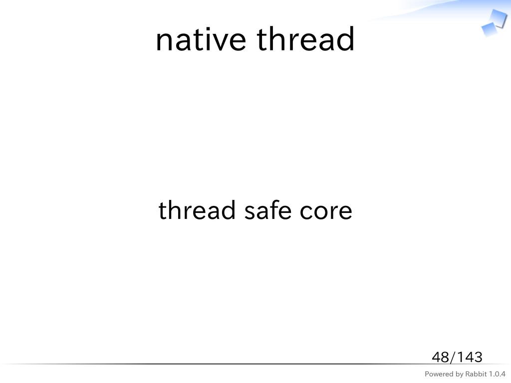 Powered by Rabbit 1.0.4 native thread thread sa...
