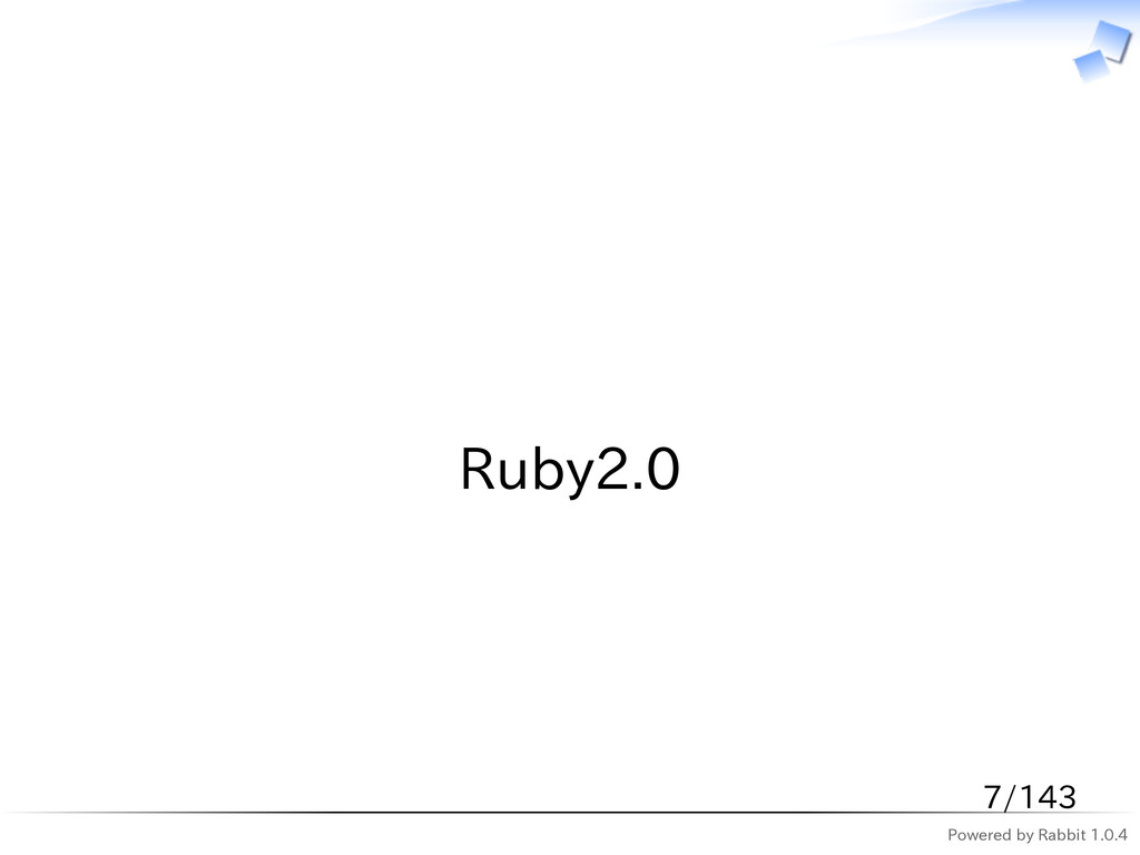 Powered by Rabbit 1.0.4   Ruby2.0 7/143