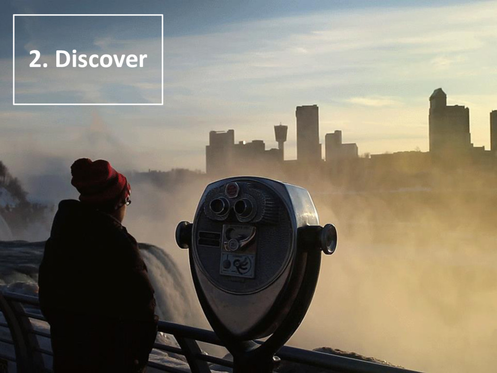 2. Discover