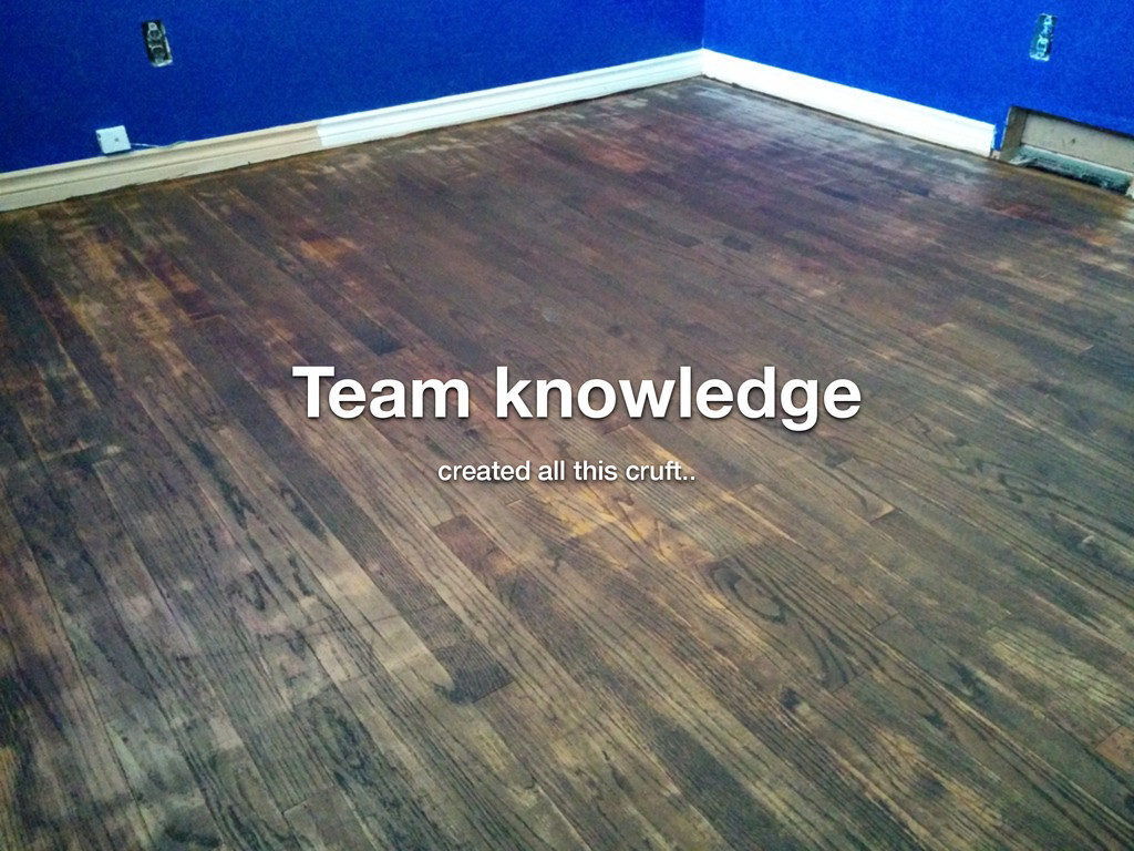 @nickdenardis #psuweb Team knowledge created al...