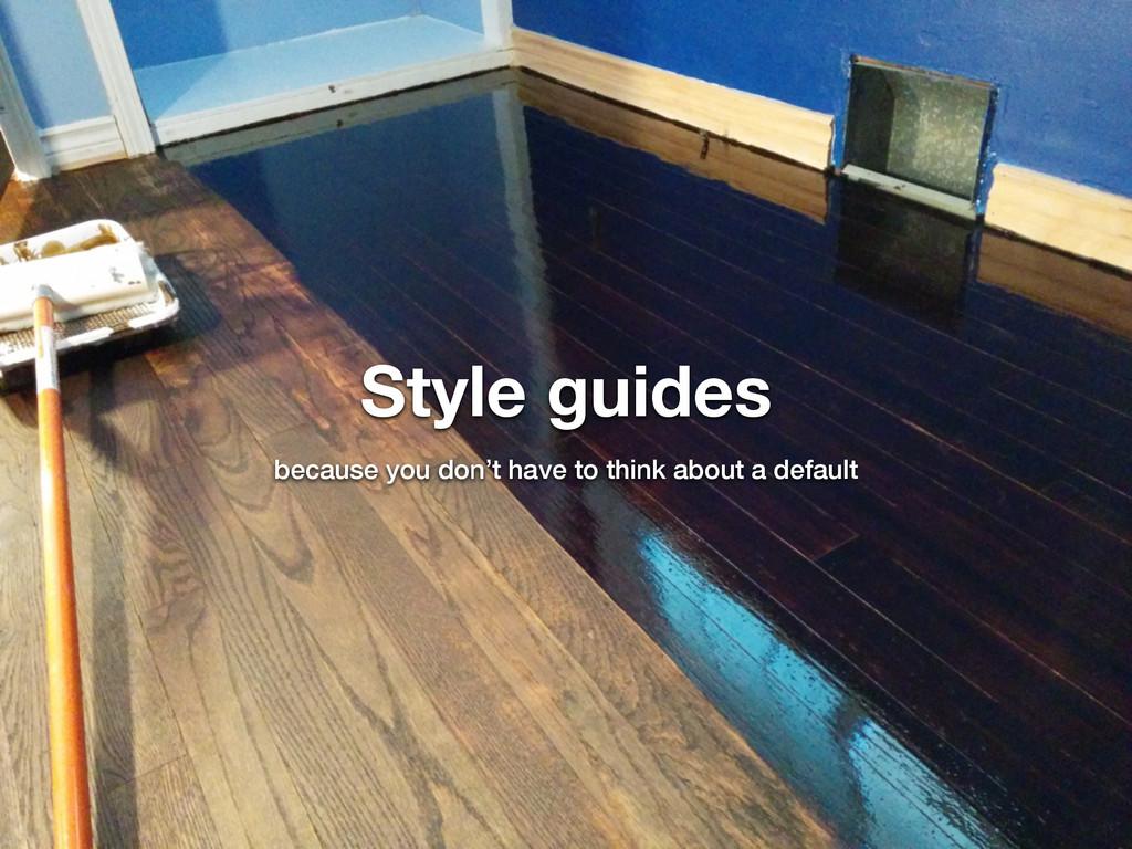 @nickdenardis #psuweb Style guides because you ...