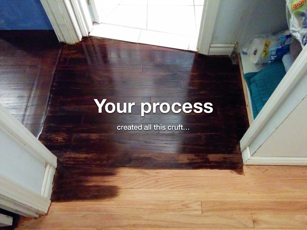 @nickdenardis #psuweb Your process created all ...